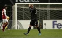 Beşiktaş, Portekiz'de umutlarını bıraktı
