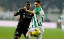 Konyaspor ve Beşiktaş'ın 'kural' tartışması