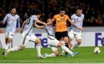Beşiktaş'tan son 7 Avrupa maçında tek galibiyet
