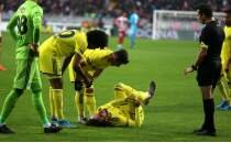 Fenerbahçe'de sakatlık ve gözyaşları!