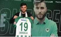 Konyaspor, Shengelia'yı resmen açıkladı!