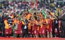 Akhisarspor kupa seremonisine katılmadı!