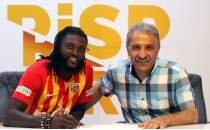 Emmanuel Adebayor, Kayserispor'da!