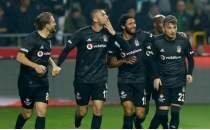 Beşiktaş-Kayserispor! Muhtemel 11'ler