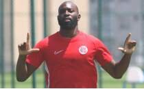 Antalyaspor'dan Suudi Arabistan'a transfer