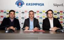 Kasımpaşa, Tayfur Havutçu ile sözleşme imzaladı