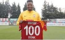 Ryan Donk, Galatasaray kariyerindeki 100. maça çıktı
