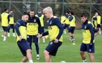 Fenerbahçe Sivas'a hazırlanıyor