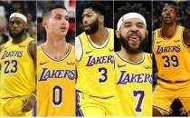 Arenas: 'Lakers, uzun kadroyla giderse herkesi öldürür'