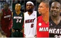 Wade'in favori kadrosunda, eski takım arkadaşları var!