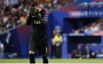 Hugo Lloris: 'Sinir bozucu bir mağlubiyet'