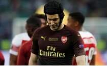 Petr Cech'ten buruk veda; 'Her şeyi yaptım'
