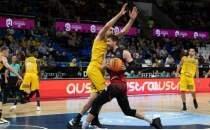 Gaziantep Basketbol son çeyrekte yıkıldı!
