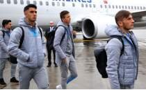 Trabzonspor, Basel'e geldi