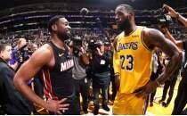 Wade, LeBron istese bile Lakers'a katılmaz mı?: 'Hayır'