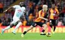 Galatasaray kupada Ç.Rizespor deplasmanında