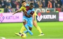 Trabzonspor'un Fenerbahçe'ye karşı muhtemel 11'i