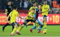 Fenerbahçe, Trabzonspor maçına iki eksikle çıkacak