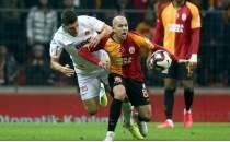 Galatasaray çok zorladı ama olmadı! Alanyaspor yarı finalde...