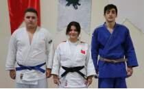 Genç milli judocular madalya için ter dökecek