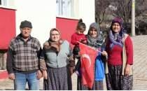 Süleyman Karadeniz'in Avrupa şampiyonluğu baba evinde mutlulukla karşılandı