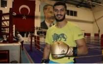 Milli boksör Bayram Malkan'ın hedefi olimpiyat madalyası