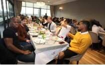 Ankaragücü'nde Beşiktaş maçı öncesi moral yemeği