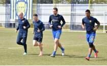 MKE Ankaragücü, Çaykur Rizespor maçının hazırlıklarına başladı