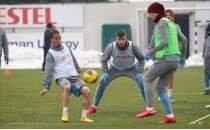 Trabzonspor, BB Erzurum'la oynayacağı rövanşa hazır