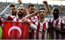 Sivasspor, Ankara'da 3 golle yoluna devam etti