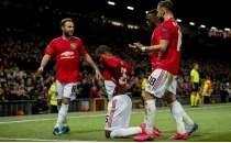 Manchester United, Brugge'ü farklı eledi