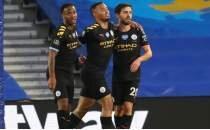 Manchester City deplasmanda şov yaptı