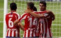 Atletico 10 kişi Real Betis'ten 3 puanı söküp aldı