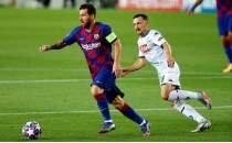 Barça, Messi ile 'son 16' kaybetmiyor!