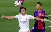 Real Madrid'e galibiyeti genç Brezilyalı getirdi