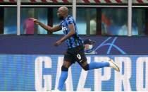 Lukaku, Inter'i dakika 90'da kurtardı
