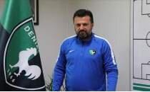 Denizlispor'da Bülent Uygun ve futbolculardan Kovid-19 açıklaması