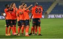 Başakşehir'den 5 gollü gösteri