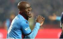 Trabzonspor'da Nwakaeme ilk 11'e dönüyor
