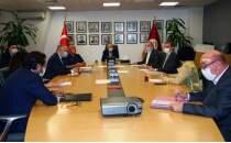 Galatasaray Yönetim Kurulu, Mustafa Cengiz başkanlığında toplandı