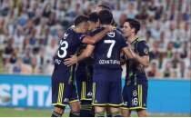 Fenerbahçe'de orta sahalar gol yükünü çekiyor
