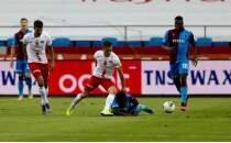 Trabzonspor, Akyazı virajında durdu