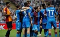 Trabzonspor, Galatasaray'ı geçti! Şampiyonluk için 'Devam' dedi