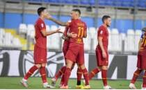 Roma, 3 puanı 3 golle aldı!