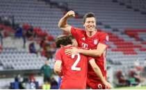 Bayern Münih, güle oynaya turladı!