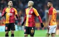 Galatasaray'da 3 yıldız birden satılık