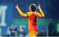 Galatasaray'da Taylan Antalyalı sevinci!