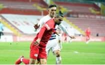 2. Lig ekibi Hekimoğlu Trabzon, Kayserispor'u eledi