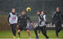 Gaziantep FK'de MKE Ankaragücü maçı hazırlıkları