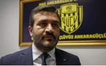 Ankaragücü'nde başkanın penaltı tepkisi